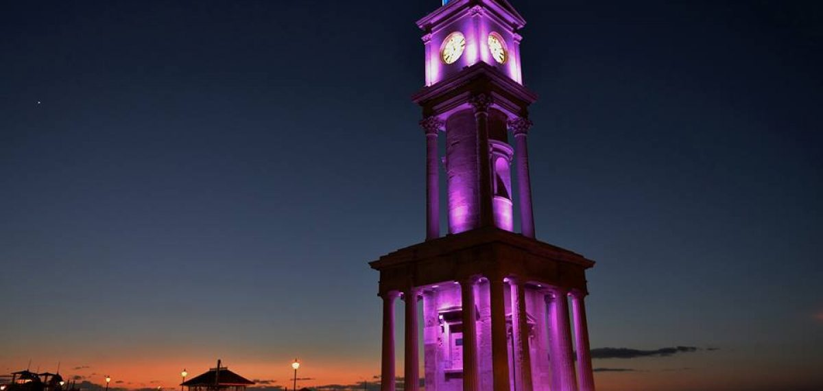 Hernebay clock tower-herne bay
