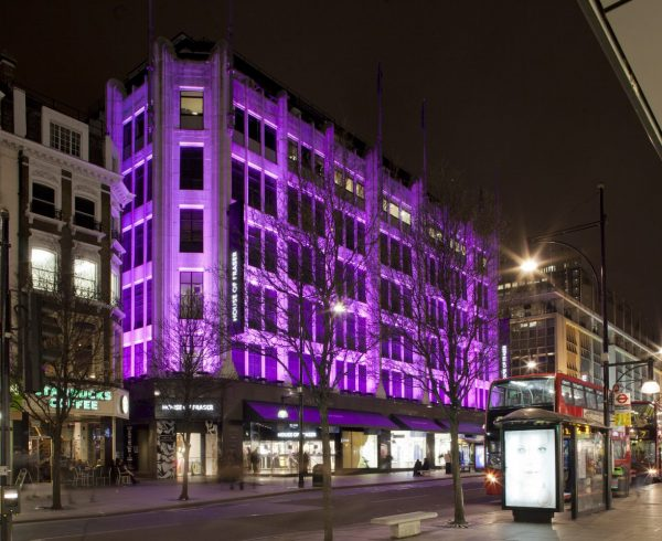 House of Fraser © Architainment