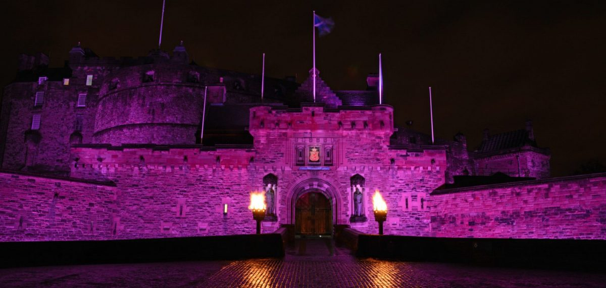 Edinburgh Castle © LITE ltd