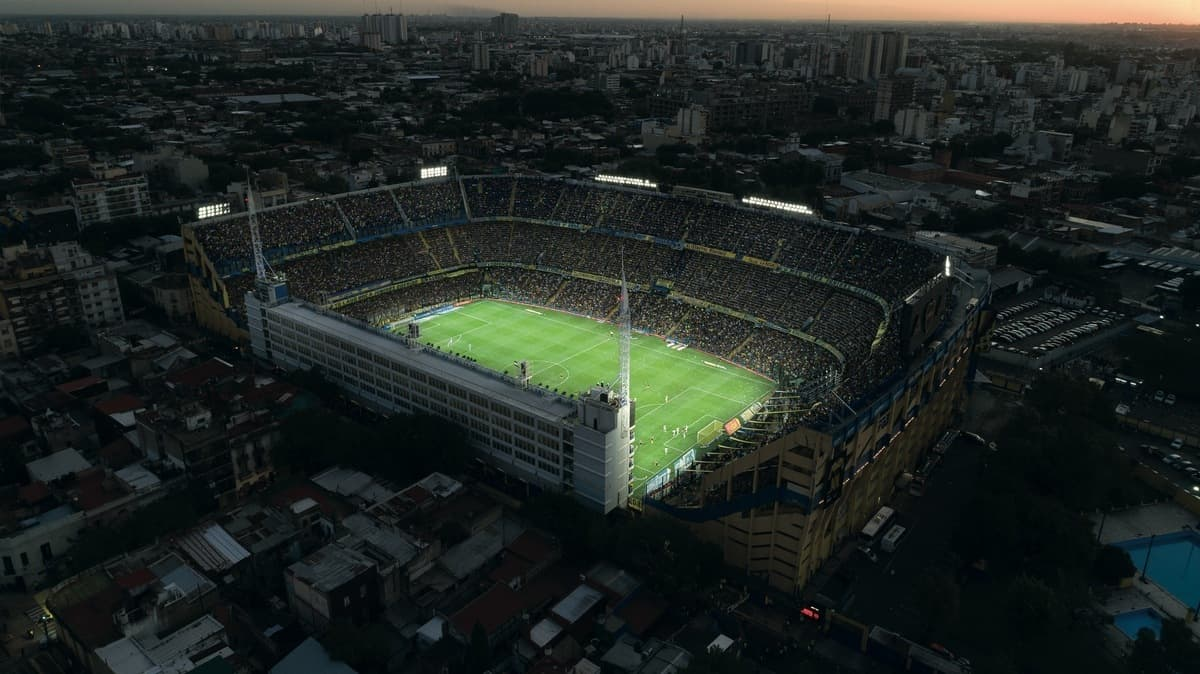 La Bombonera - Boca Juniors Stadium