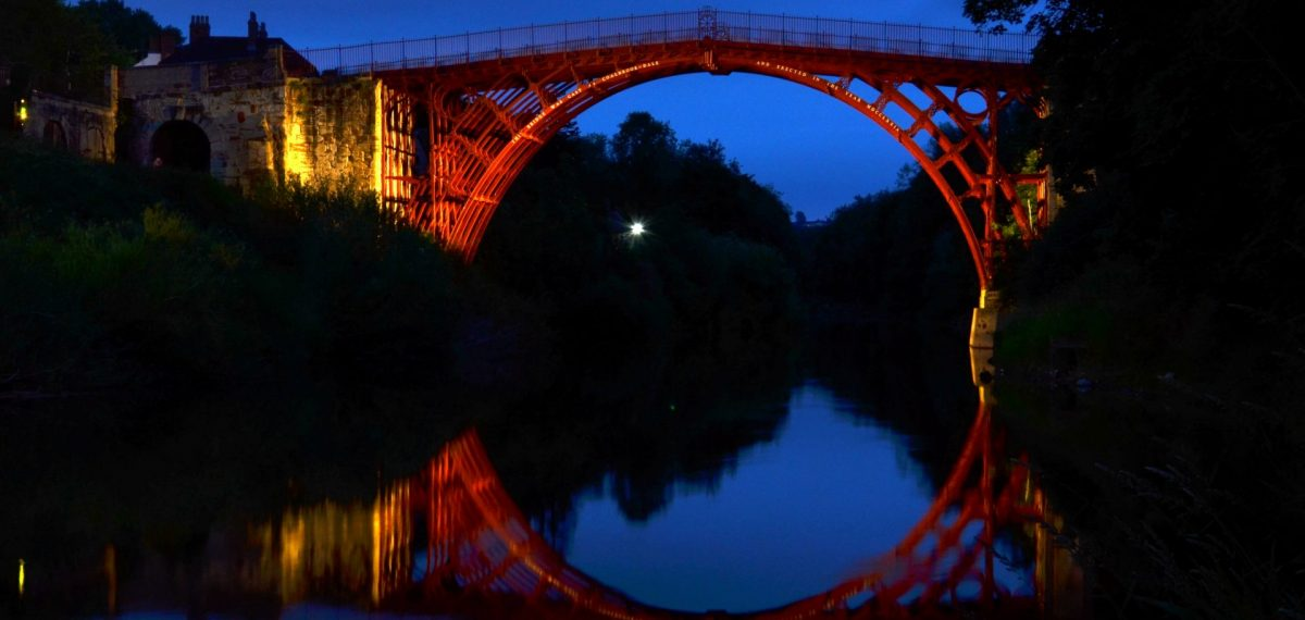 Iron Bridge - LPA Lighting