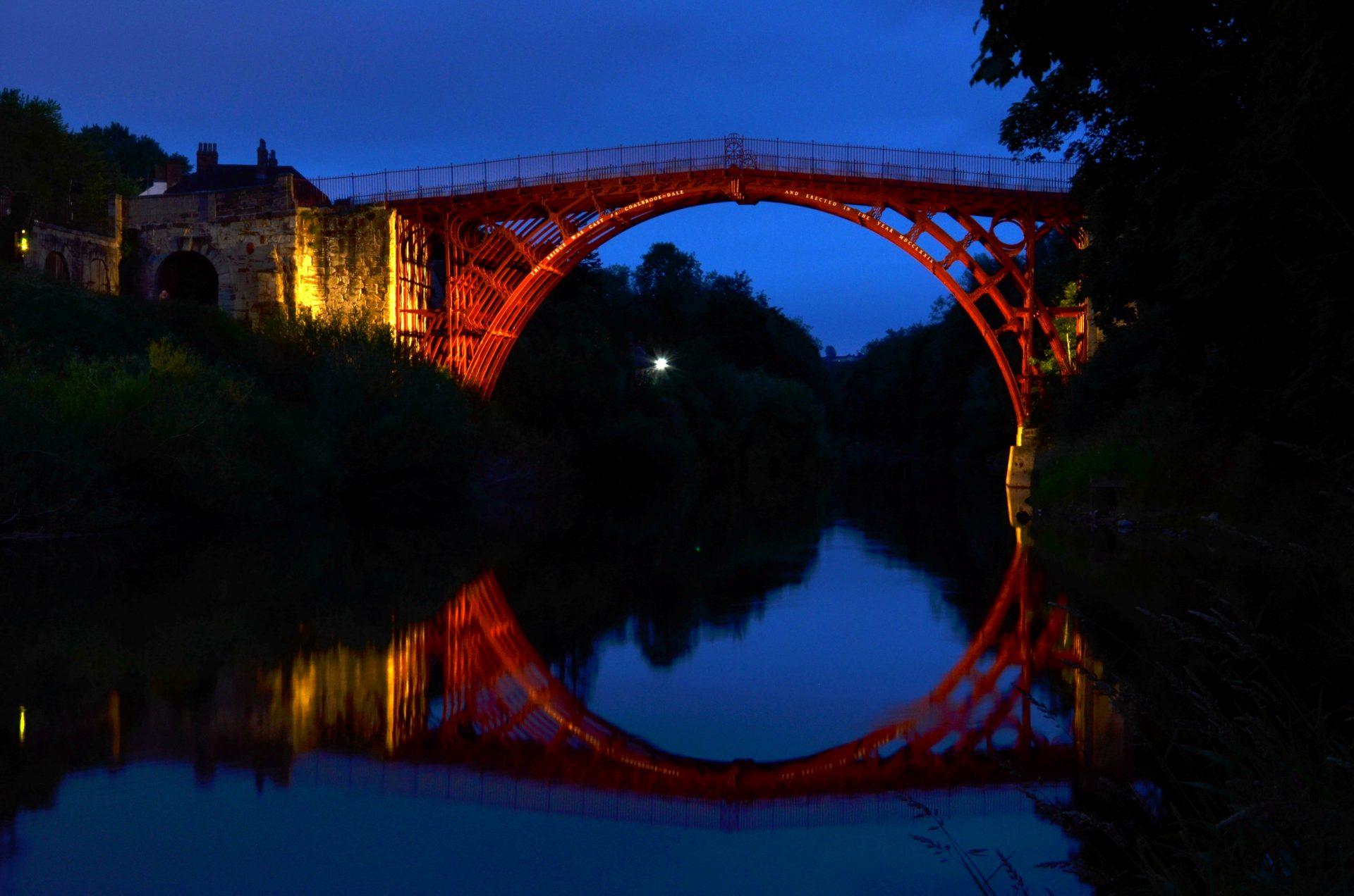 Iron Bridge - LPA Lighting